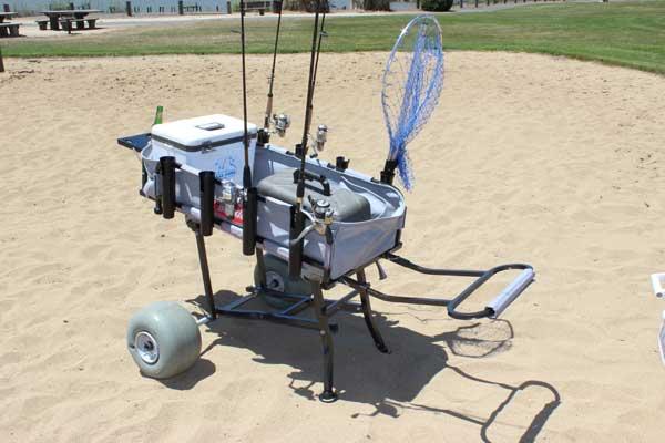 Beach fishing carts florida go fishing for Berkley fishing com