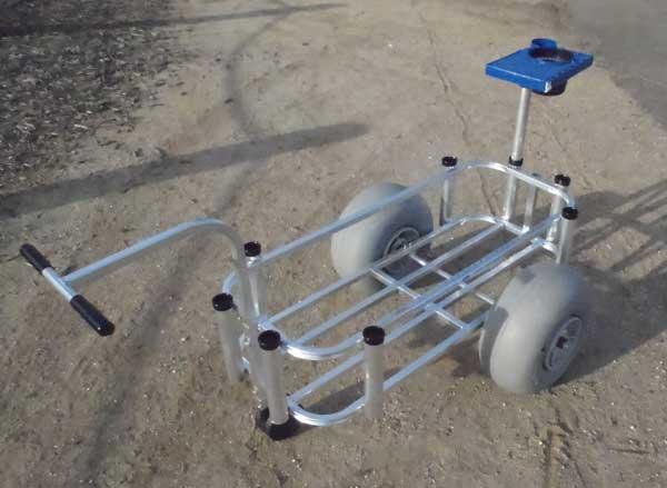 Beach fishing carts florida go fishing for Best fishing cart