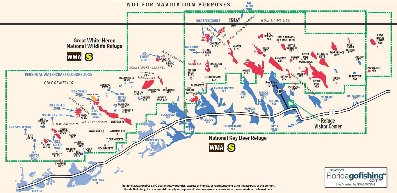 The Keys Upper Monroe County Gps Coordinates Reefs Shipwrecks Key Honda Diagram Largo Islamorada